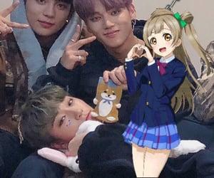 san, wooyoung, and jongho image
