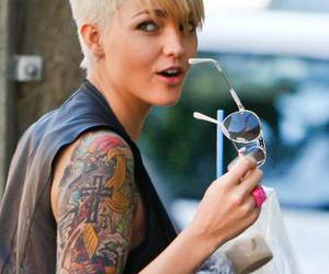 girl and ruby rose image