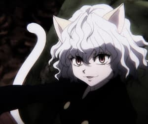 anime, manga icons, and dark image