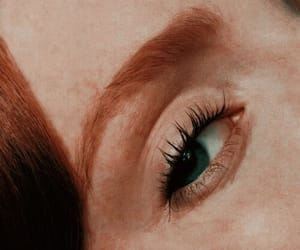 photography, eyes, and redhead image