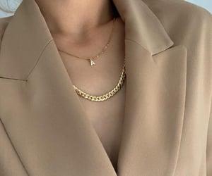 beige, fashion, and jewel image
