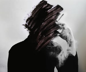 art, heartbreak, and pain image