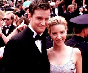 f.r.i.e.n.d.s, chandler bing, and Lisa Kudrow image