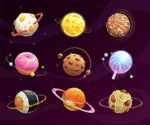 cartoon, Cookies, and food image
