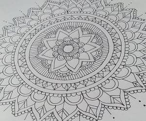 art, mandalas, and mandala image