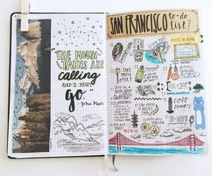 journal, book, and journaling image