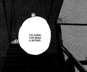 anime, black, and dark image