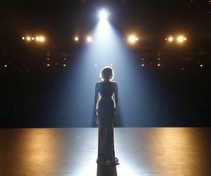 bombshell, Marilyn Monroe, and stage image