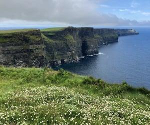 beautiful, cliff, and ireland image
