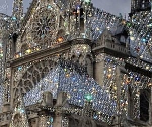 aesthetic, building, and notre dame image