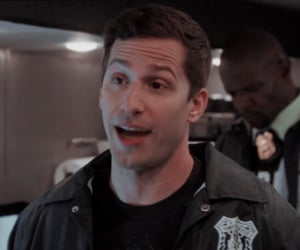 andy samberg, snl, and b99 image
