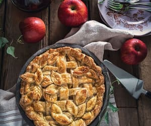 Apple Pie, yummy, and foodporn image