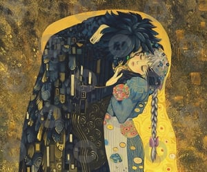 Gustav Klimt, Hayao Miyazaki, and studio ghibli image