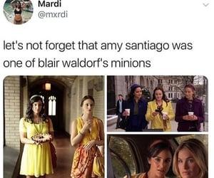 blair waldorf, curiosities, and funny image