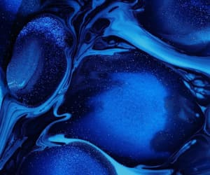 aesthetic, blue, and closeup image