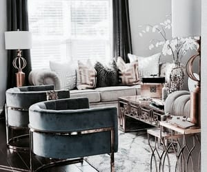 beautiful, furniture, and living room image