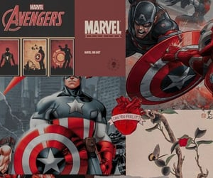 Avengers and wallpaper image