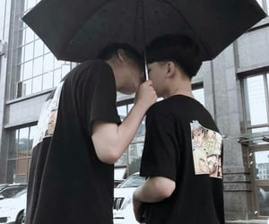 kiss, pride, and lgbt image