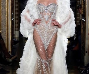 dress, fashion, and high fashion image