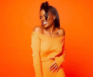 orange, smile, and omeretta image