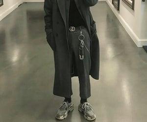 alternative, menswear, and style image