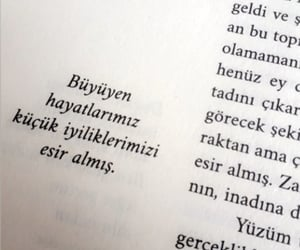 alıntı, kafka okur, and türkçe sözler image