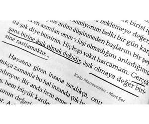 siir, türkçe sözler, and alıntı image