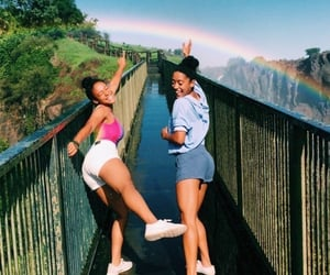 bff, summer, and bestfriends image