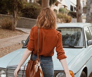 fashion, vintage, and car image