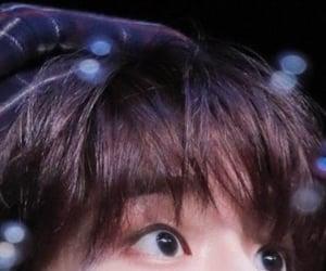 eyes and han jisung image