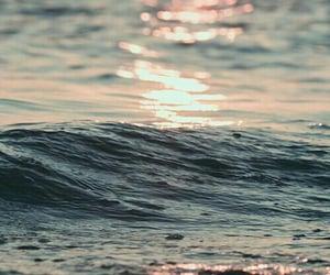 mar, fondos, and playa image