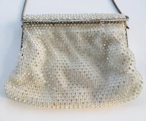 etsy, wedding accessories, and beaded handbag image