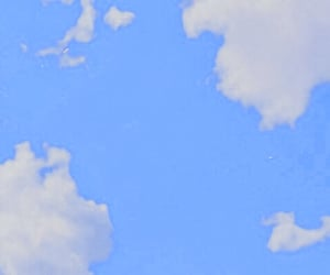 blue, clouds, and header image