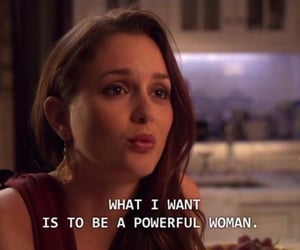 gossip girl, Powerful, and blair image