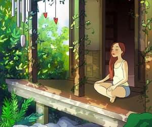 kawaii, cute, and light image