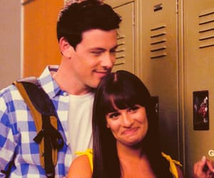 couple, finn hudson, and gif image