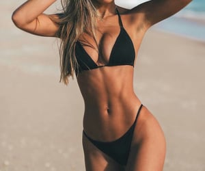 fitness, beach, and body image