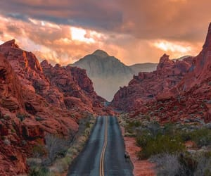 road, roadtrip, and amazing image