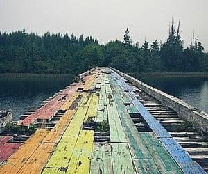 bridge, british columbia, and canada image