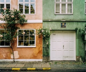 house, aesthetic, and green image