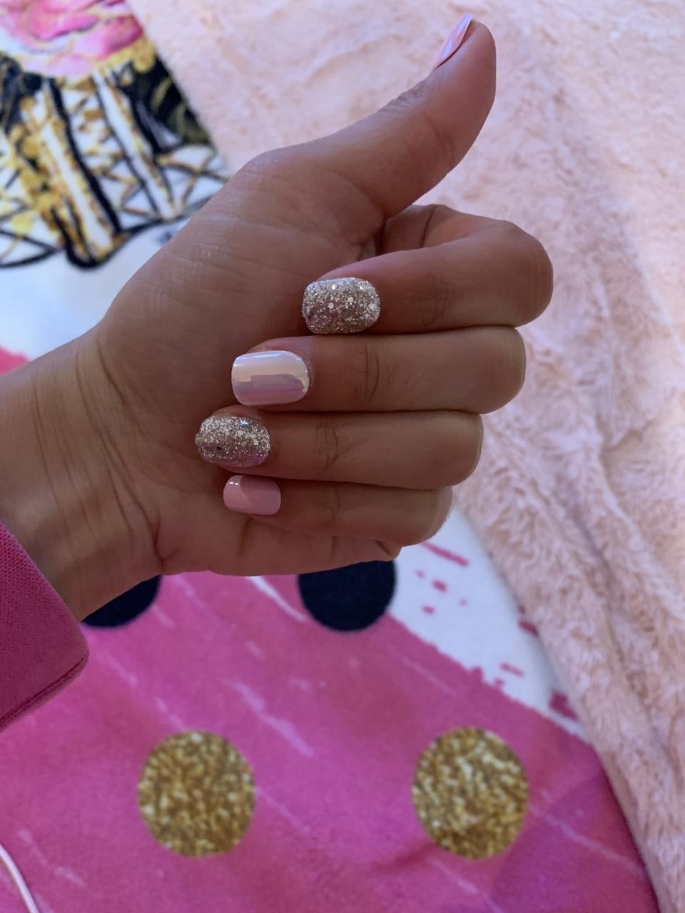 article, nails, and press on nails image
