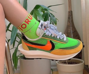 colorful, nike, and fashion image