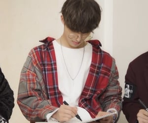 k-pop, mingi, and ateez image