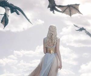 article, show, and daenerys targaryen image