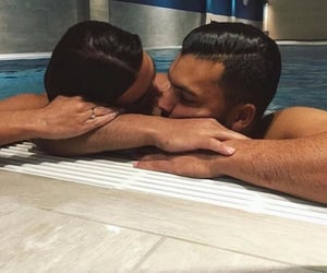 couple and goal image