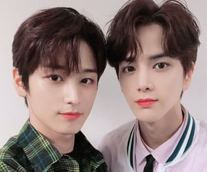juyeon, younghoon, and the boyz image