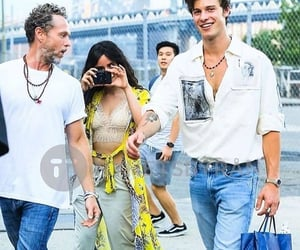 funny, camila cabello, and shawn mendes image