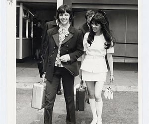 60s, airport, and retro image