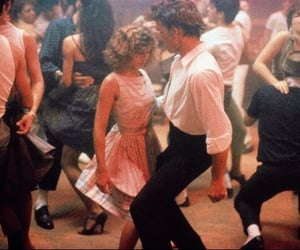 dirty dancing, dancing, and dance image