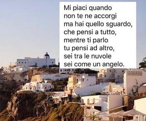 frasi, santorini, and tumblr image